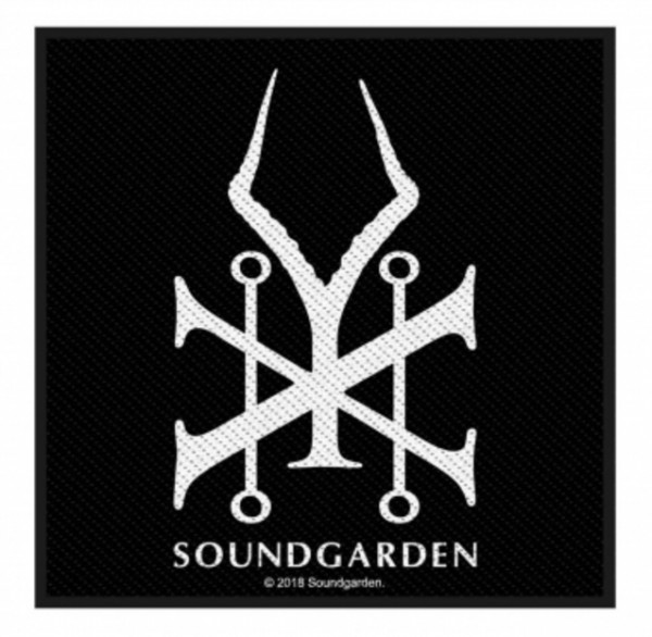 Soundgarden - King Animal Patch Aufnäher ART OF DARK