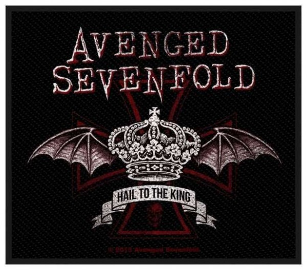 Avenged Sevenfold - Red Crown / Hail To The King