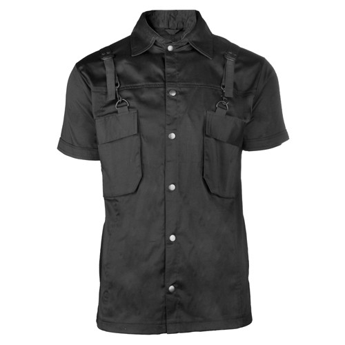 Combat Shirt Denim Black Pistol