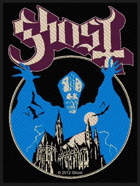 Ghost - Opus Eponymus Patch