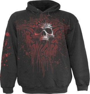 Death Blood Kapuzensweater