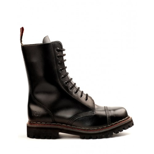 Aderlass 10-Eye Steel Boot
