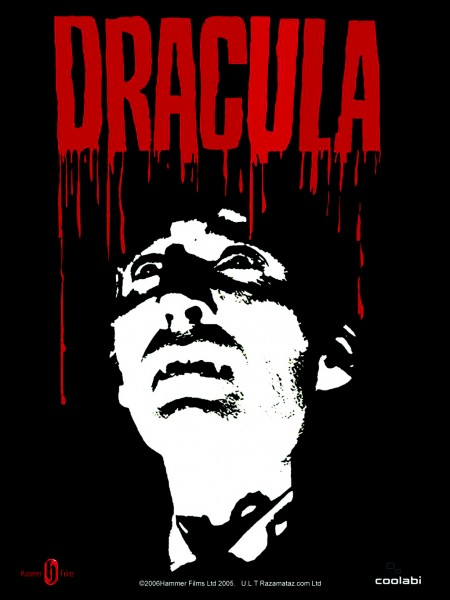Hammer Horror Films - Dracula Patch