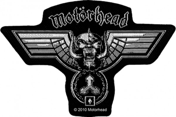 Motörhead - Hammered Shape Patch