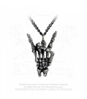 Maloik Sign Of The Horns Metalhand Alchemy