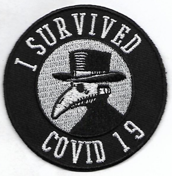 """I Survived Covid 19"""