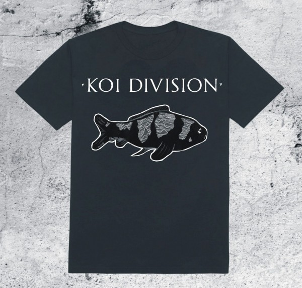 Koi Division T-Shirt by ART OF DARK