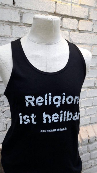 Religion ist heilbar Musk Shirt ART OF DARK