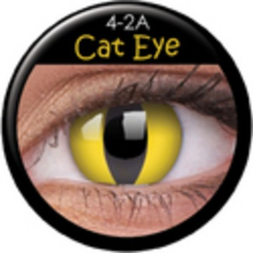 Kontaktlinse Cat Eye (Paar) ART OF DARK
