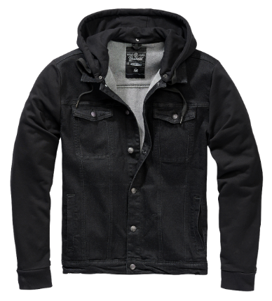 Cradock Denim Sweat-Jacket
