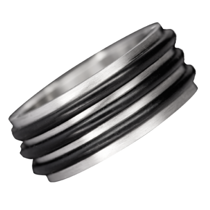 Band Ring Stripes