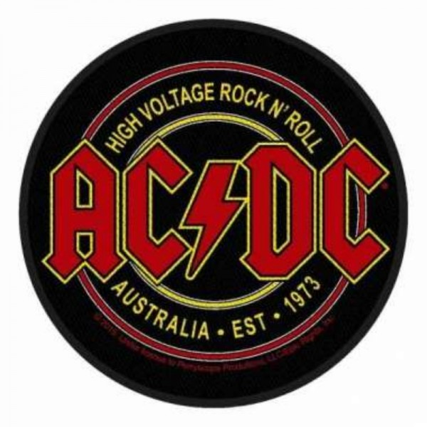 ACDC - High Voltage Patch