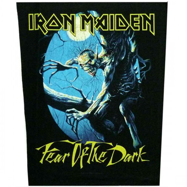 Iron Maiden - Fear Of The Dark Backpatch