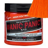 Manic Panic Haartönung Psychedelic Sunset Orange
