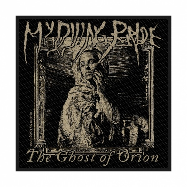 My Dying Bride - Ghost of Orion Patch Aufnäher