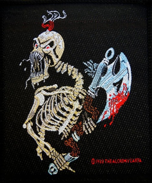 Alchemy - Battle Axe Skeleton Patch