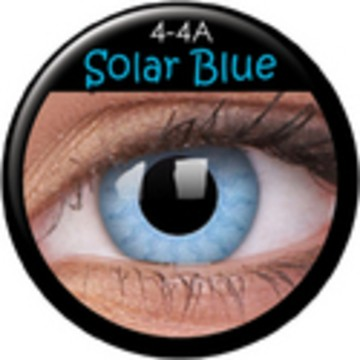 KontaktlinseSolar Blue (Paar) ART OF DARK