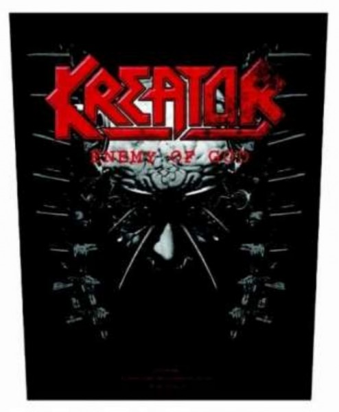 Kreator - Enemy Of God Backpatch