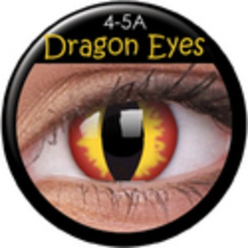 Kontaktlinse Dragon Eyes (Paar) ART OF DARK