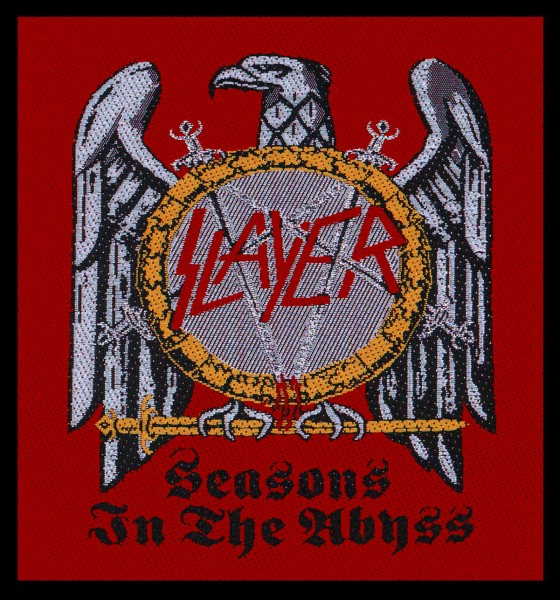 Slayer - Seasons In The Abyss Patch