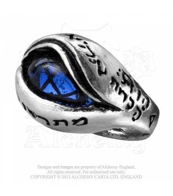 Angel`s Eye Ring Alchemy Engelauge