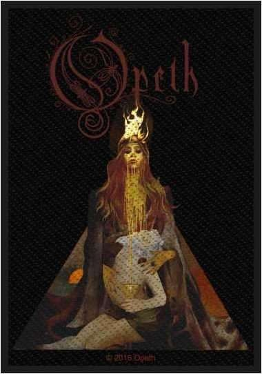 Opeth - Sorceress Persephone Patch Aufnäher